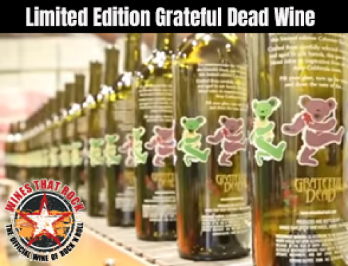 Watch the Creation of the 50th Anniversary Limited Edition Grateful Dead Wine